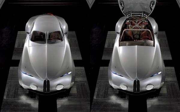 Фото BMW Mille Miglia Coupe Concept