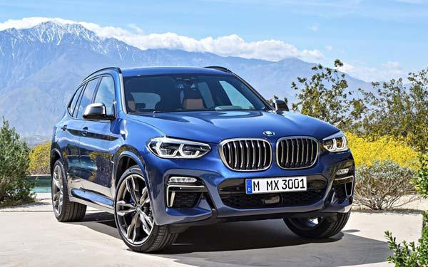 Фото BMW X3 M40i