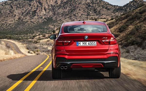 Фото BMW X4
