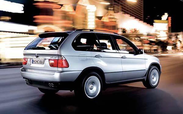 Фото BMW X5  (1999-2003)