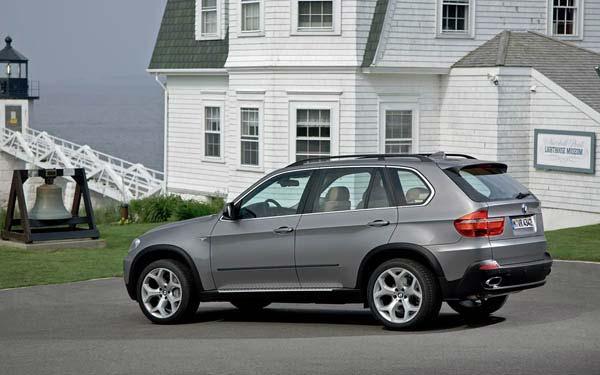 Фото BMW X5  (2007-2009)