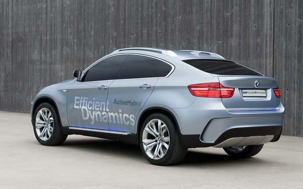 Фото BMW X6 Concept