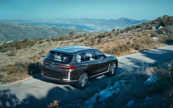 Фото BMW X7 Concept