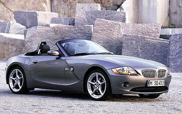 Фото BMW Z4  (2002-2008)