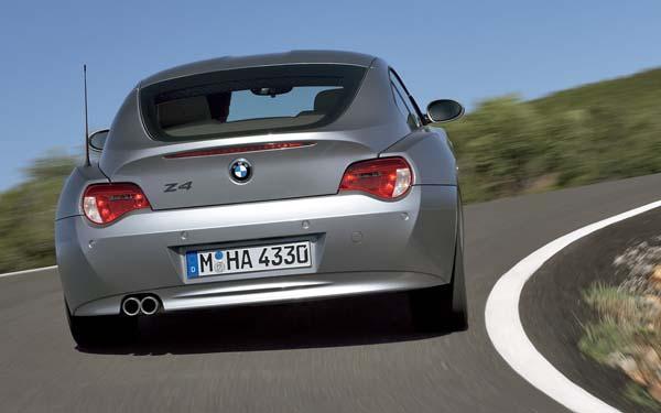 Фото BMW Z4 Coupe  (2006-2008)