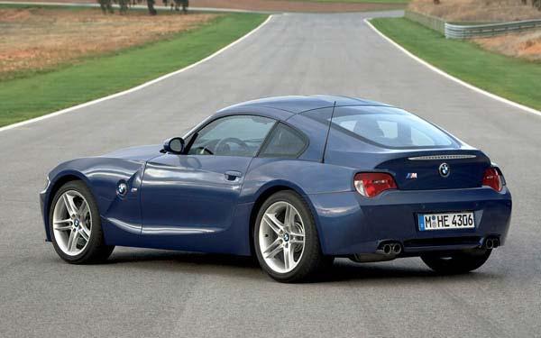 Фото BMW Z4 M Coupe  (2006-2008)