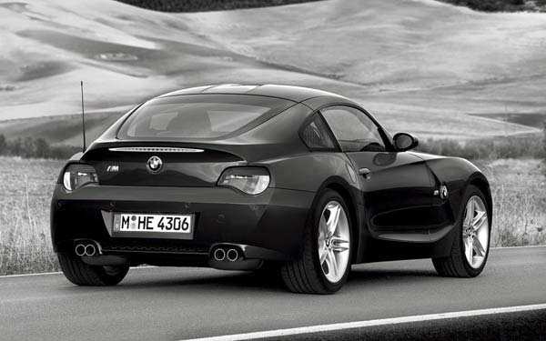Фото BMW Z4 M Coupe  (2006-2008)