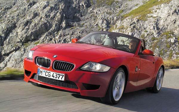 Фото BMW Z4 M Roadster  (2006-2008)