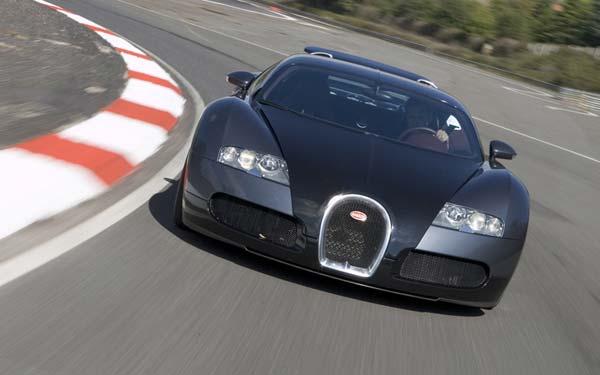 Фото Bugatti Veyron