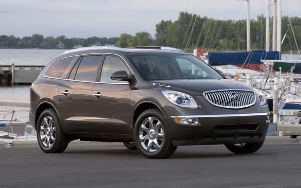 Фото Buick Enclave  (2007-2012)
