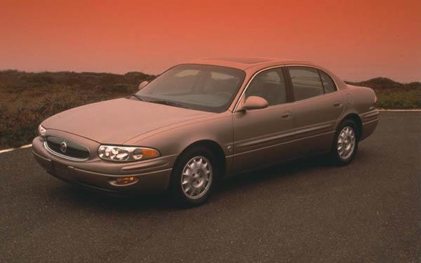 Фото Buick Le Sabre  (1992-1997)