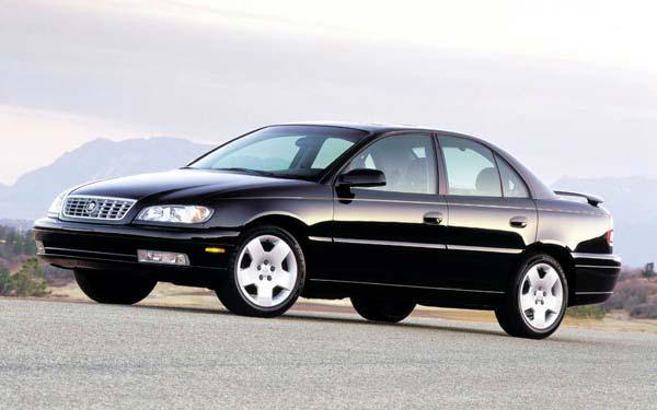 Фото Cadillac Catera  (2000-2003)