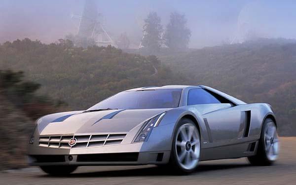 Фото Cadillac Cien