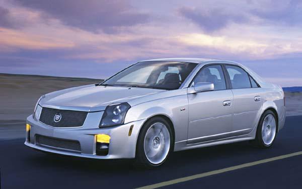 Фото Cadillac CTS-V  (2004-2007)