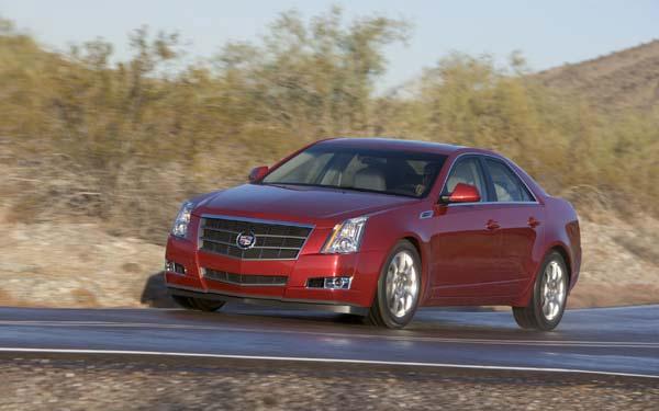 Фото Cadillac CTS  (2008-2012)