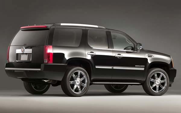 Фото Cadillac Escalade  (2006-2014)