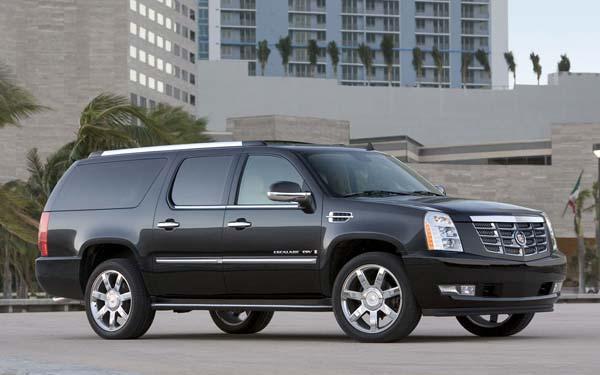 Фото Cadillac Escalade ESV  (2006-2014)