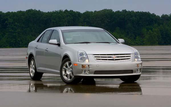 Фото Cadillac STS