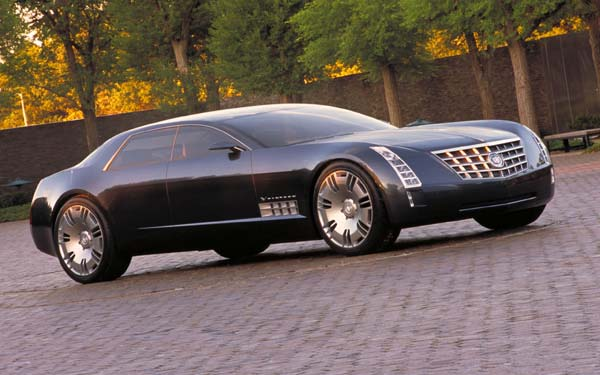 Фото Cadillac Sixteen