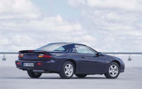 Фото Chevrolet Camaro  (1995-2002)
