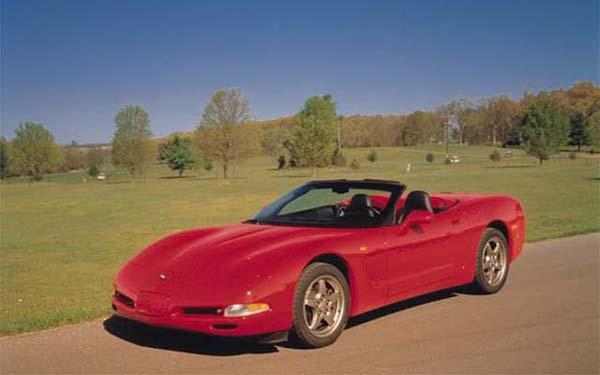 Фото Chevrolet Corvette Convertible  (1998-2003)