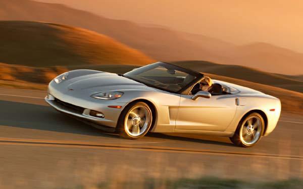 Фото Chevrolet Corvette Convertible  (2004-2013)