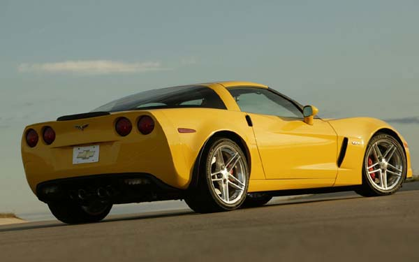 Фото Chevrolet Corvette Z06  (2005-2013)