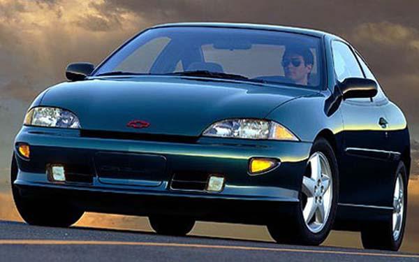 Фото Chevrolet Cavallier Coupe