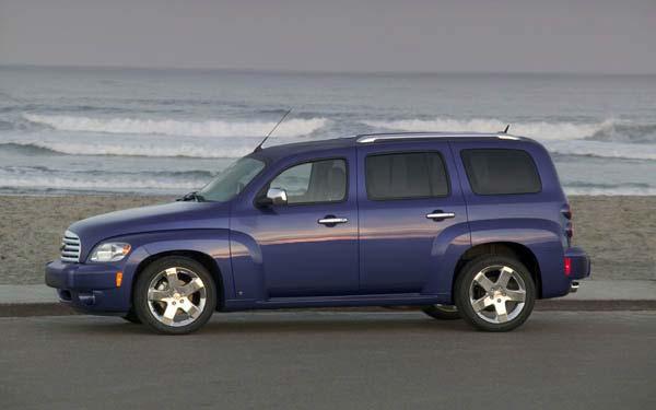 Фото Chevrolet HHR