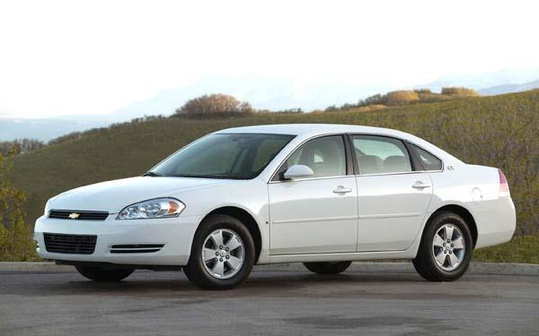 Фото Chevrolet Impala  (2005-2012)