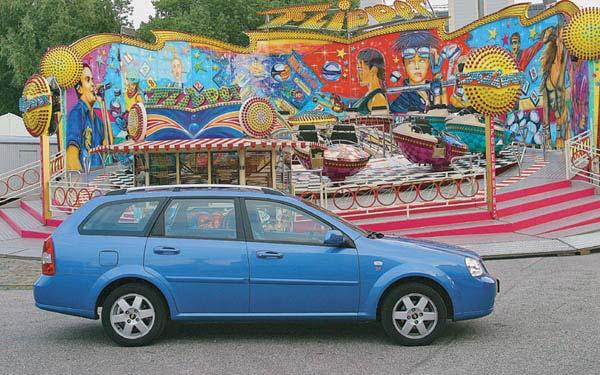 Фото Chevrolet Lacetti Wagon