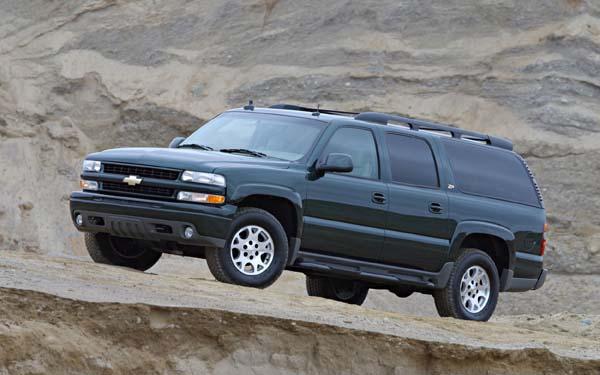 Фото Chevrolet Suburban  (1999-2005)