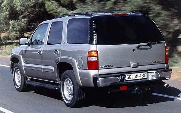 Фото Chevrolet Tahoe  (1999-2005)