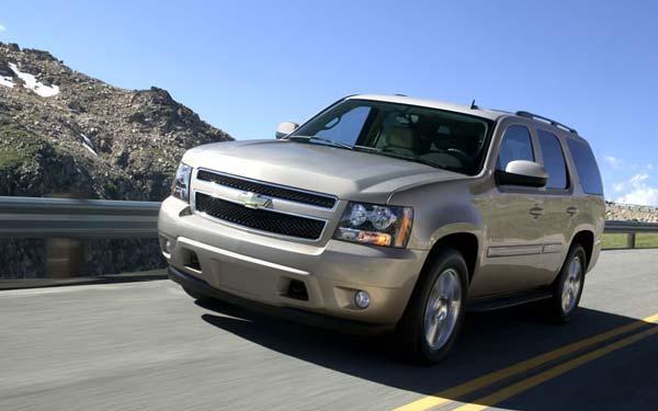 Фото Chevrolet Tahoe  (2006-2014)
