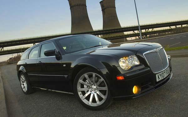 Фото Chrysler 300C Touring  (2004-2010)