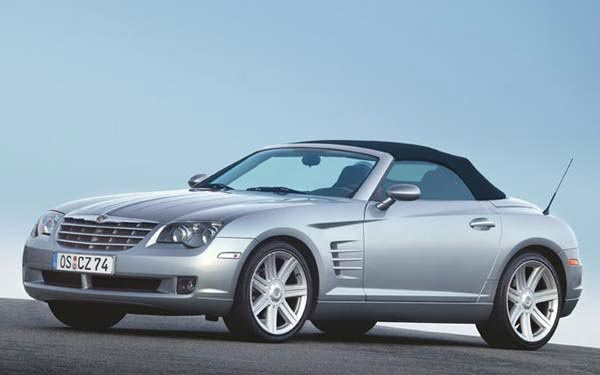 Фото Chrysler Crossfire Convertible