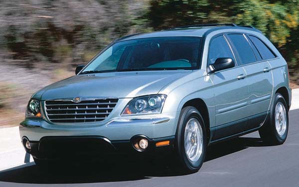 Фото Chrysler Pacifica  (2003-2008)