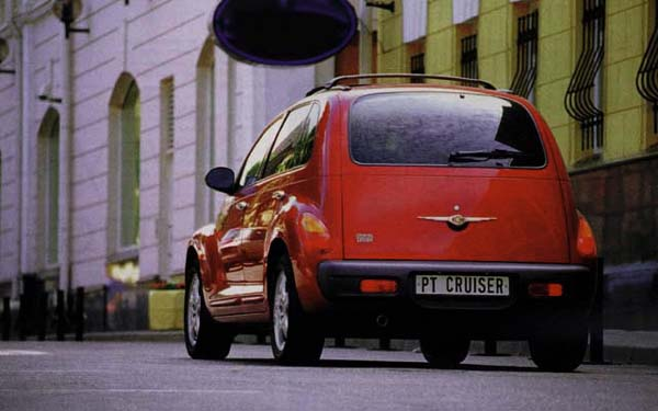 Фото Chrysler PT Cruiser