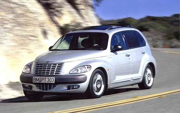 Фото Chrysler PT Cruiser