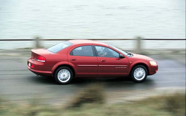 Фото Chrysler Sebring  (2000-2003)