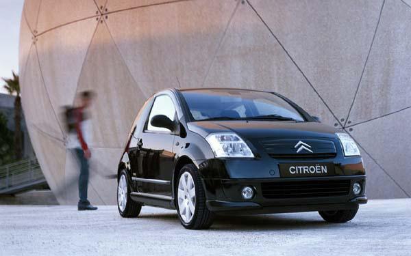 Фото Citroen C2  (2003-2007)