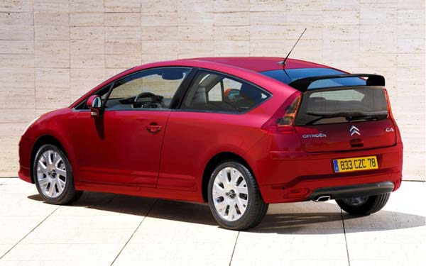 Фото Citroen C4 Coupe  (2005-2008)