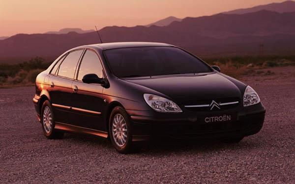 Фото Citroen C5  (2000-2004)