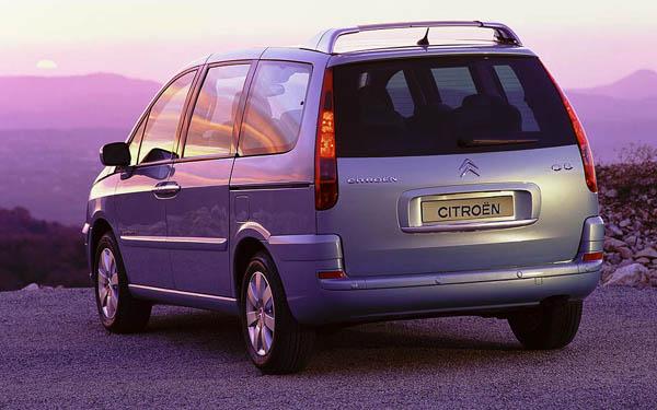 Фото Citroen C8  (2002-2007)