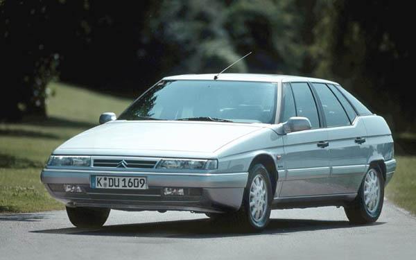 Фото Citroen XM  (1992-2000)