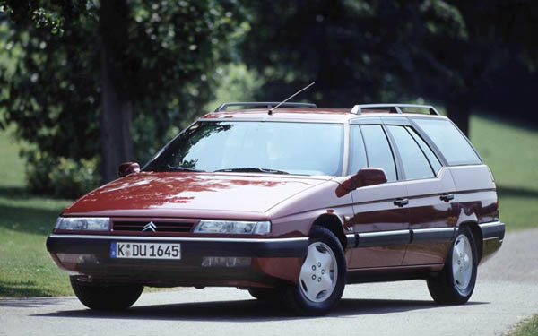 Фото Citroen XM Break  (1992-2000)