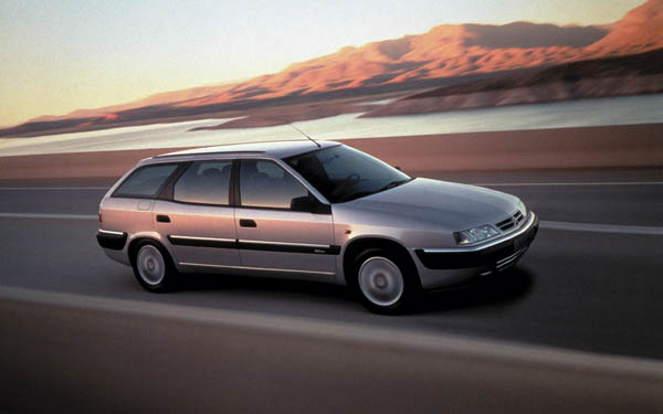 Фото Citroen Xantia Estate  (1995-2001)