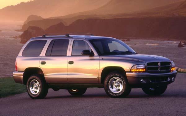 Фото Dodge Durango  (1997-2003)