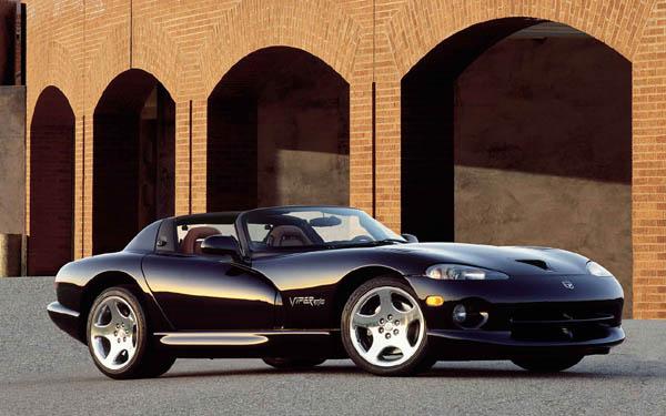 Фото Dodge Viper  (1996-2001)