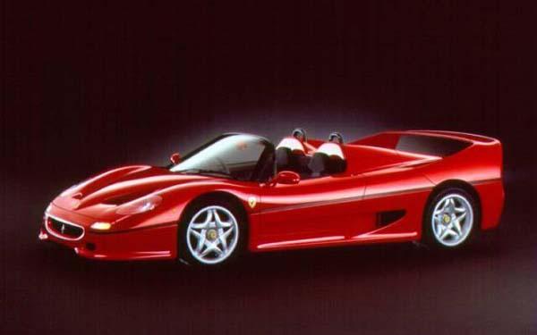 Фото Ferrari F50